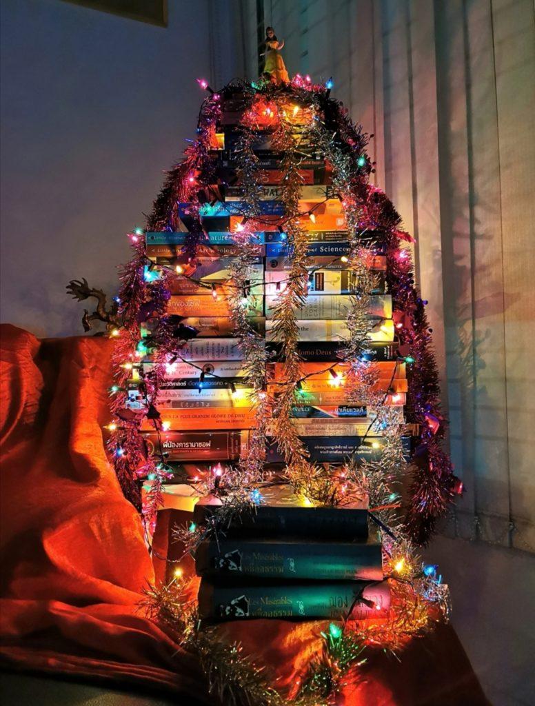 ต้นคริสมาสต์กองดองของแอดมิน